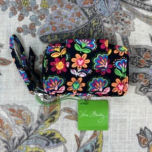Vera Bradley Midnight with Mickey Wristlet